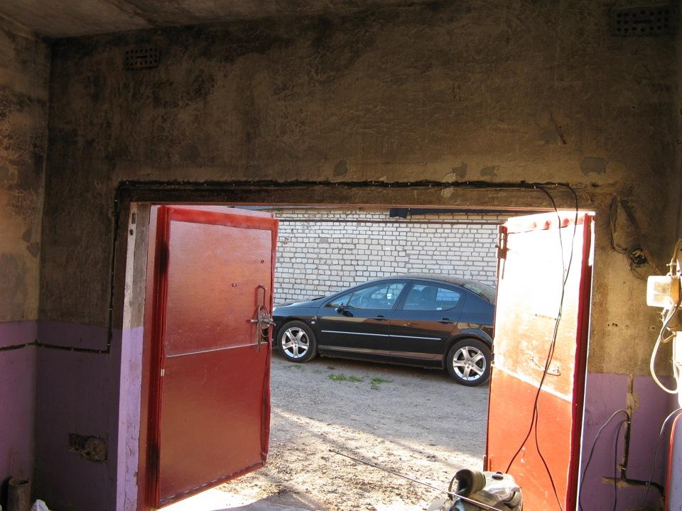 Автомат гараж - vi-